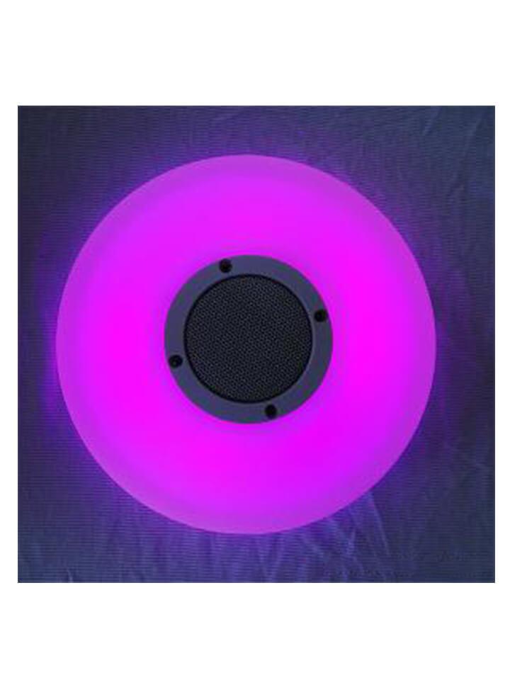 REFLETOR CAIXA DE SOM LED P/ PISCINA C/ BLUETOOTH CONTROLE
