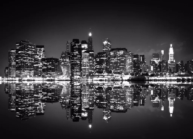 PAPEL ADESIVO PARA PAREDE - NEW YORK