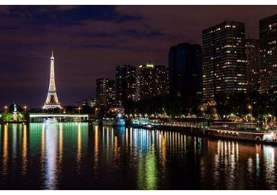 PAPEL ADESIVO PARA PAREDE - PARIS